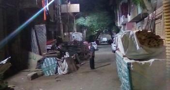 سكان بولاق أبو العلا يشكون من إشغالات تعرقل حركة المارة والسيارات