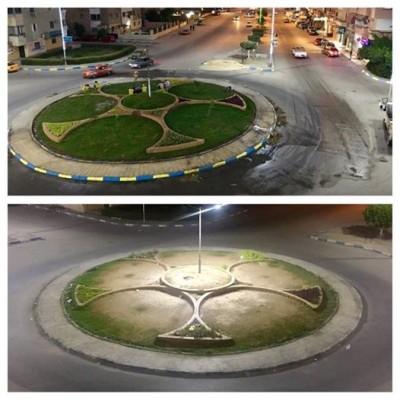 مطالب بإعادة تطوير ميدان «الزهور» بالإسماعيلية..(صورة)