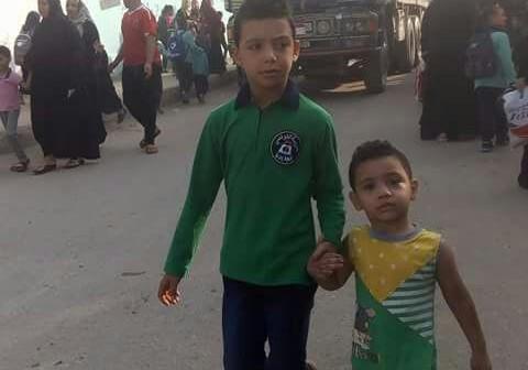 أولياء أمور تلاميذ مدارس «التونسي» بالخليفة يطلبون دوريات أمنية لحمايتهم (صور)
