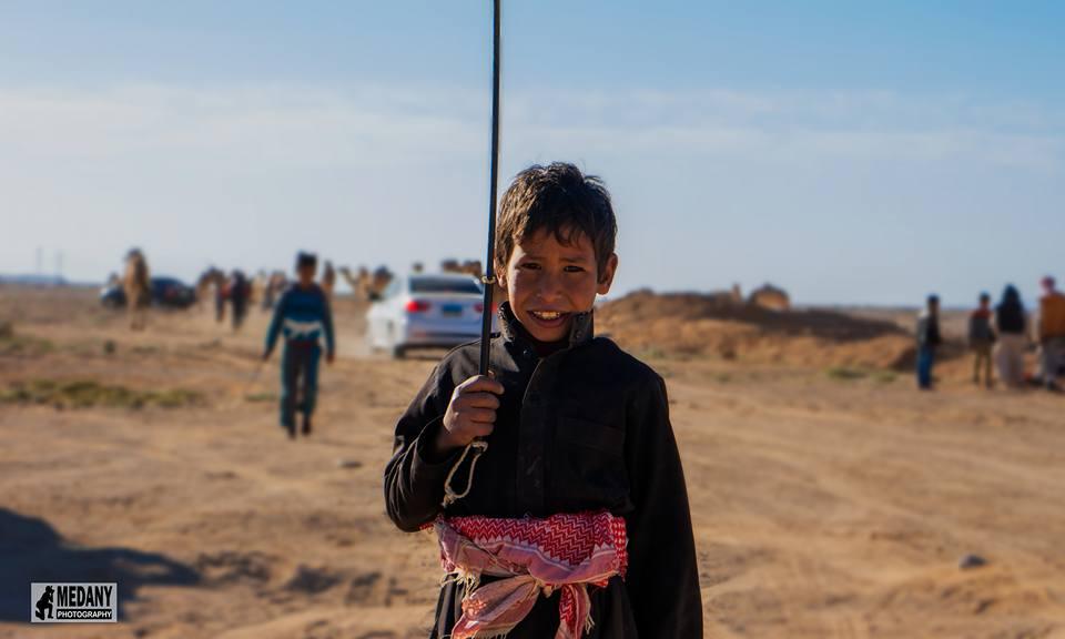 «شوفوا بلادي» في لقطة حلوة «غير مدفوعة».. أبناء جنوب سيناء يروجون للسياحة (صور)