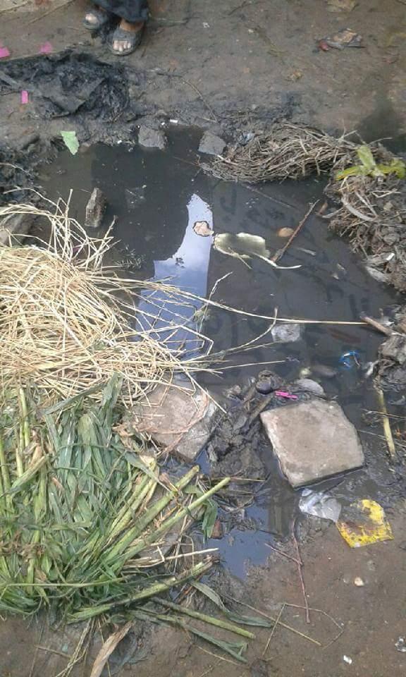 تفاقم أزمة الصرف الصحي بـ«مستعمرة دسوق».. والبيارات «فخ» اصطياد المواطنين