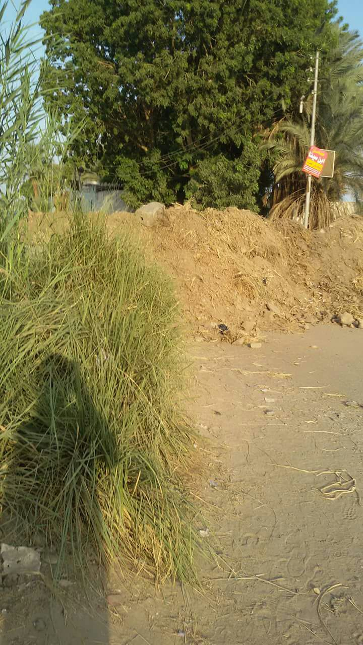 انهيار كوبري حيوي في إدفو.. ومطالب بإعادة بنائه