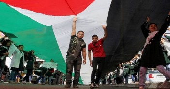 احتفالات المصالحة الفلسطينية - أرشيفية