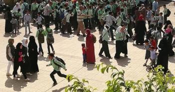 استياء بين أولياء أمور بـ«السلام» بعد تكدس الطلاب نتيجة ضم مدرستين