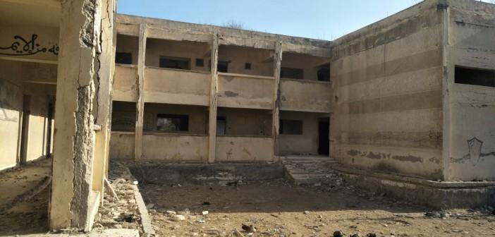 بعد 27 عامًا على إخلائها.. مطالب بإحلال وتجديد مدرسة «كوم بلاج» بالبحيرة (صور)