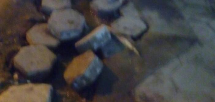 أهالي شارع محمد علي بعابدين يطالبون بإصلاح ماسورة مياه منذ عام