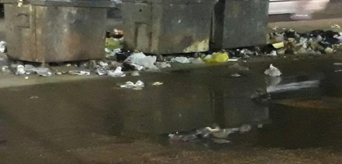 سكان «مؤسسة الزكاة» بالمرج يشكون انتشار القمامة وطفح الصرف (صور)