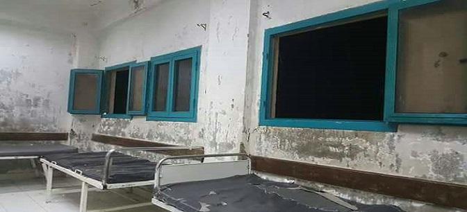 ▶️أسوان | الإهمال يضرب مستشفى إدفو المركزي (فيديو وصور)