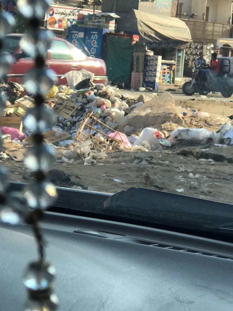 سكان شارع «أحمد الزمر» بمدينة نصر يطالبون برفع القمامة.. وتجميل الحي العاشر (صور)