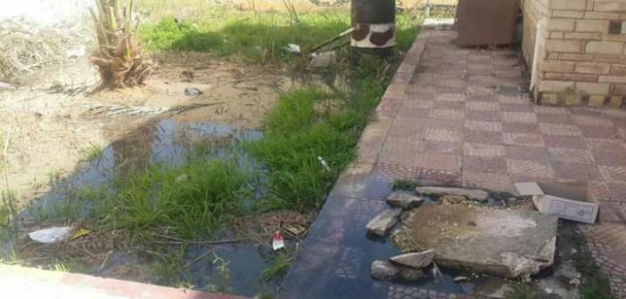 الدقهلية ׀ أهالي «حفير شهاب» يطالبون بتطوير الوحدة الصحية(صورة)