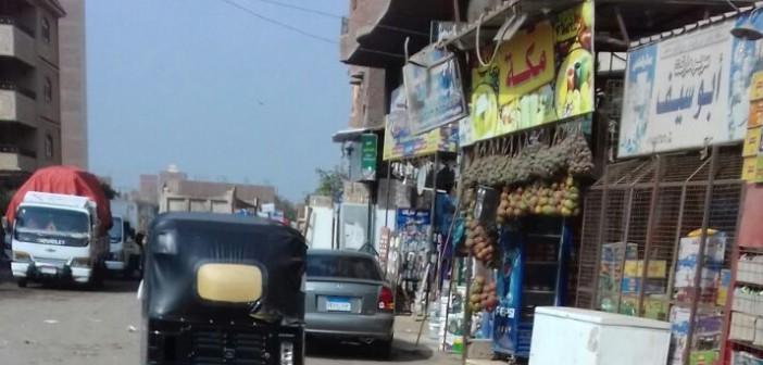 أهالي «المتربة» يطالبون برصف الطرق وحل مشاكل الصرف الصحي (صور)
