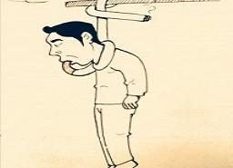 كاريكاتير - أسعار السجائر