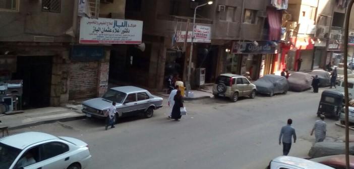 مواطن: أعمدة إنارة بشارع العشرين مُضاءة منذ 4 أيام متواصلة (صور)