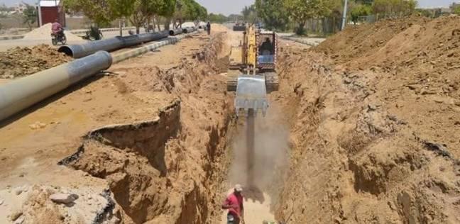 أهالي «أبو صالح شالمة» بكفر الشيخ يطلبون مد خدمات الصرف الصحي