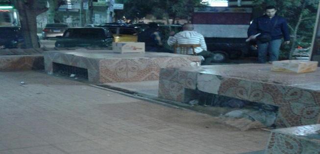 مطالب بإعادة تشغيل دورتي مياه في ميدان الرصافة بالإسكندرية