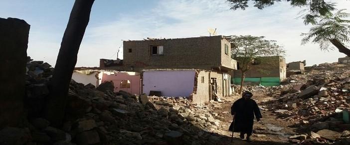 إزالات الدويقة.. أسر منزل بين الهدم تخشى مصيرها دون وعد بسكن الأسمرات (صور)
