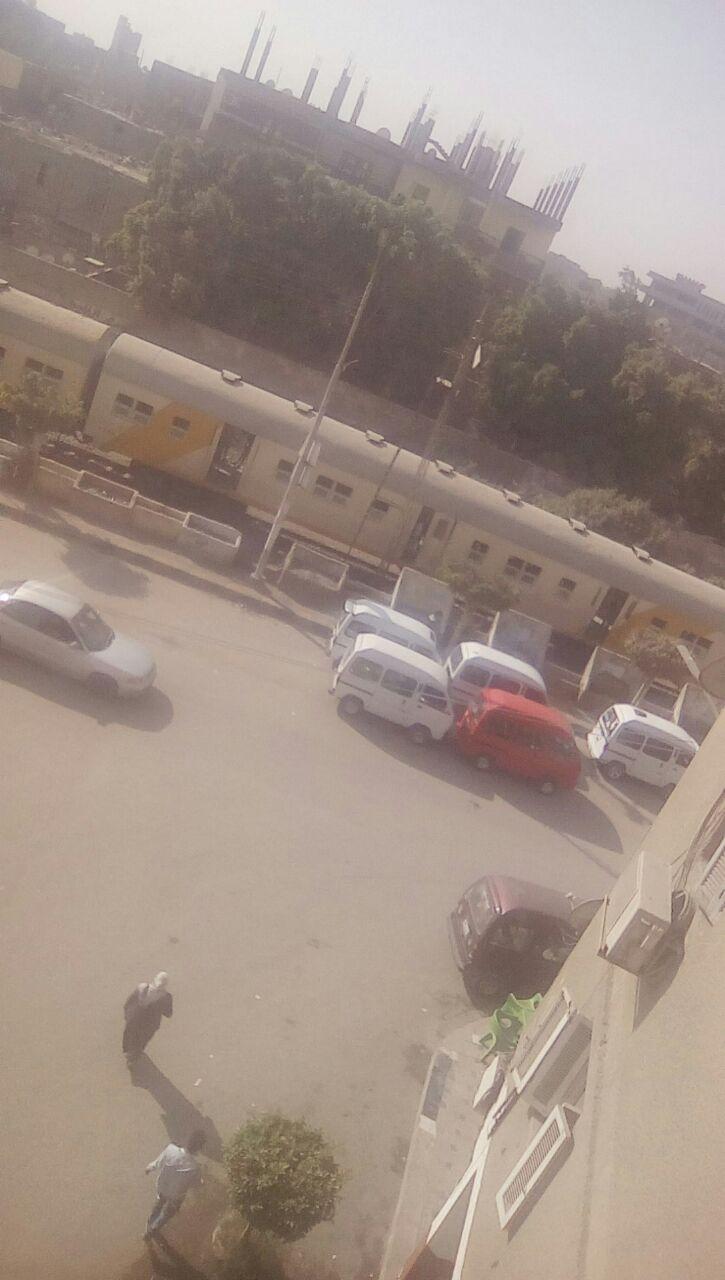 أهالي الخانكة يطالبون بكوبري مشاه عابر للسكك الحديدية