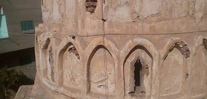 مطالب بسرعة إحلال وتجديد مسجد «ميت ناجي» بميت غمر (صور)
