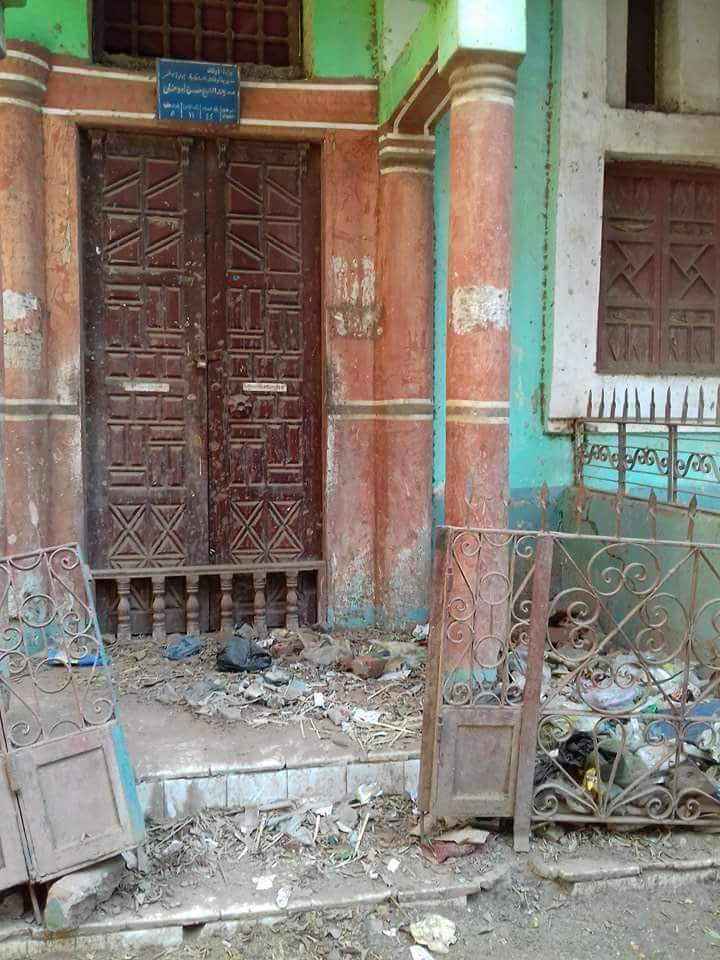 مطالب بسرعة إحلال وتجديد مسجد «ميت ناجي» بميت غمر