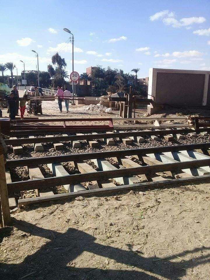 «كوم بوها» في أسيوط تطالب بسرعة صيانة كوبري حيوي