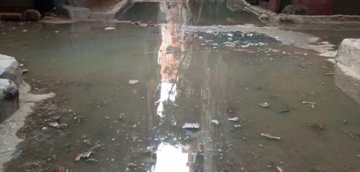 كفر الشيخ׀ أهالي «السخاوي» يطالبون بإدخال الصرف الصحي للقرية