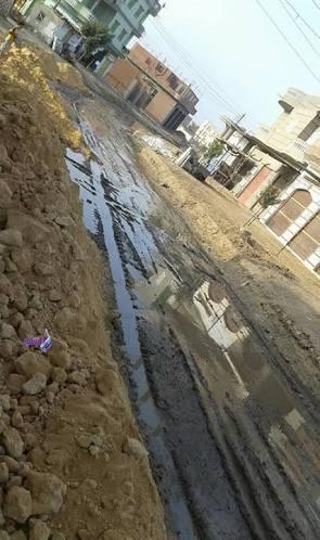 مطالب برصف طريق «المروحة» بالبحيرة