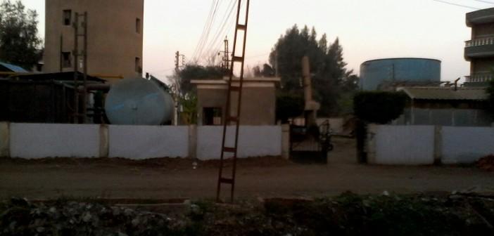 أهالي «قرية أبشيش» يطلبون تشغيل محطة الصرف الصحي الجديدة(صور وفيديو)