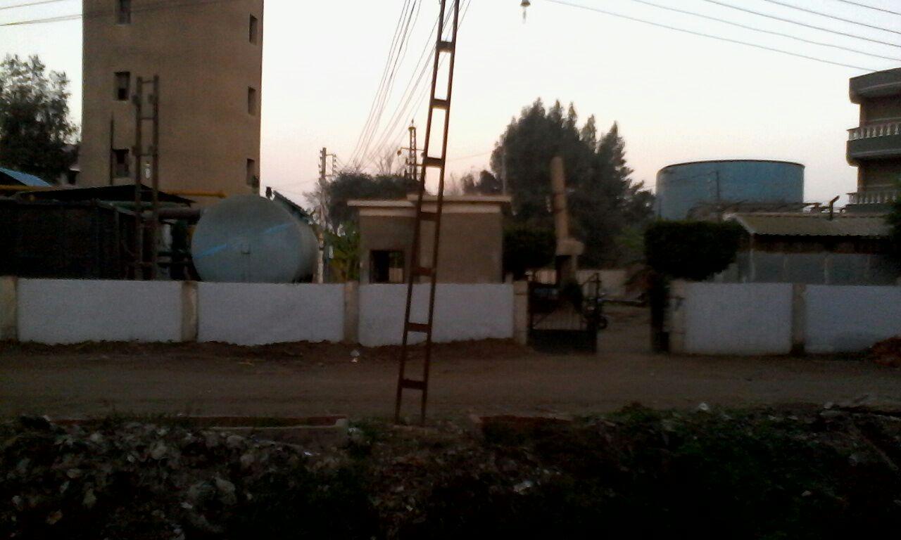 سكان «أبشيش» بالمنوفية يطالبون بتوصيل الكهرباء إلى محطة صرف القرية