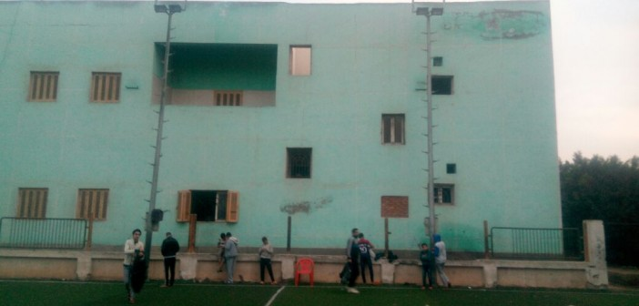 أهالي «حصة شبشير» بالغربية يطالبون بتطوير مركز شباب القرية (صور)