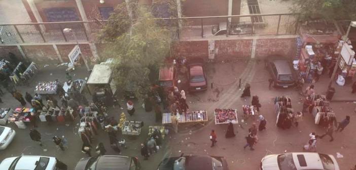 سكان بـ«المعادي» يشكون انتشار القمامة في الشوارع (صور)