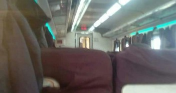 راكب يرصد فئران في قطار «القاهرة - دمنهور»: «المسؤولين قالوا ده العادي يا فندم»