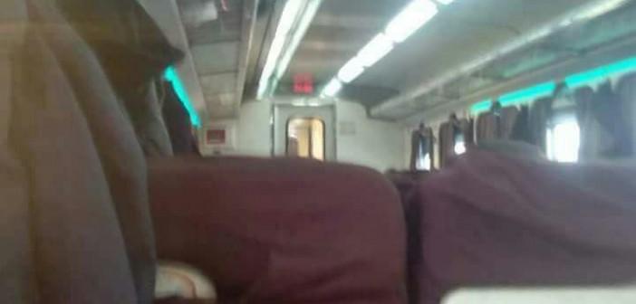 راكب يرصد فئران في قطار القاهرة – دمنهور: «المسؤولين قالوا ده العادي يا فندم»