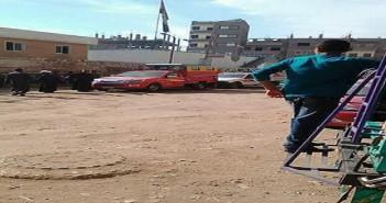 إضراب سائقي أجرة خط «نقادة» في قنا لتردي شبكة الطرق
