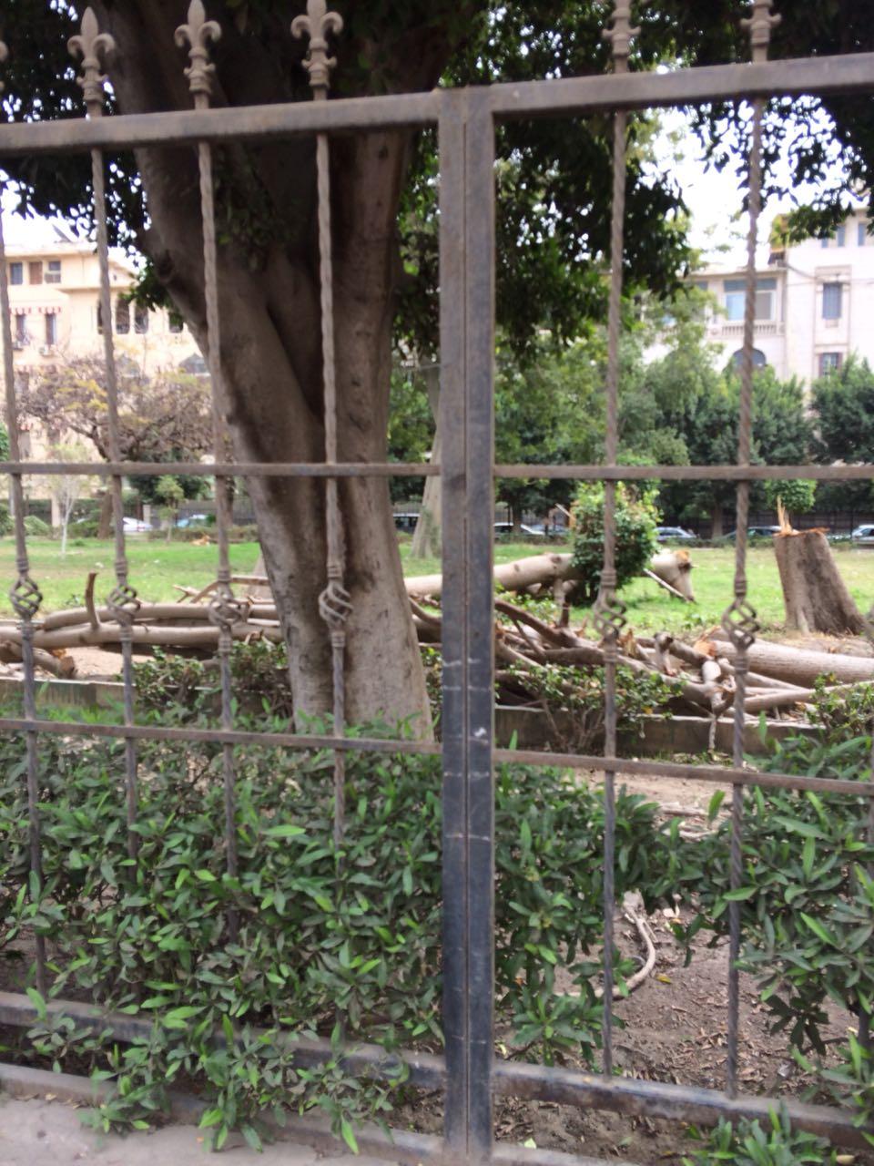 مطالب بتطوير حديقة الأهرام بمصر الجديدة