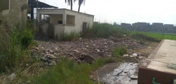 مطالب بنقل وحدة المخلفات الطبيبة بـ«العزيزية» بعيداً عن الكتلة السكنية(صور)
