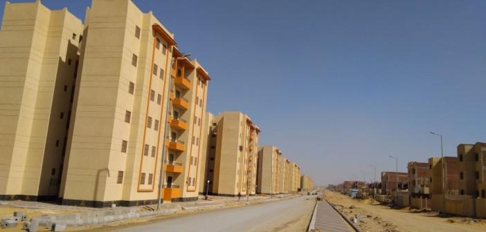 الجيزة׀ استياء بسبب تأخر تسليم وحدات سكنية بـ«إبني بيتك» 6 أكتوبر(صور)