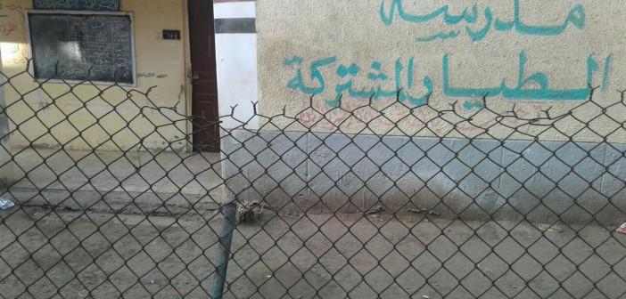 أهالي «طبلوها» يطالبون بترميم مدرسة «الطيار» خوفاً من سقوطها