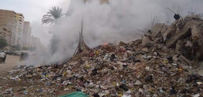 سكان بـ«جسر السويس» يشكون انتشار القمامة ونقص الخدمات